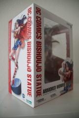 Bishoujo Armored Wonder Woman: Box Detail, front