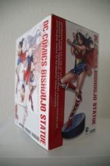 Bishoujo Armored Wonder Woman: Box Detail, back