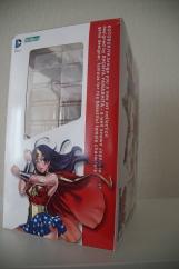 Bishoujo Armored Wonder Woman: Box Detail, side