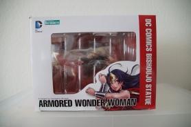 Bishoujo Armored Wonder Woman: Box Detail, top