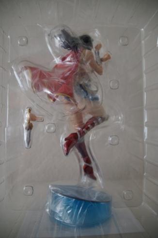 Bishoujo Armored Wonder Woman: Unboxing, encased in plastic